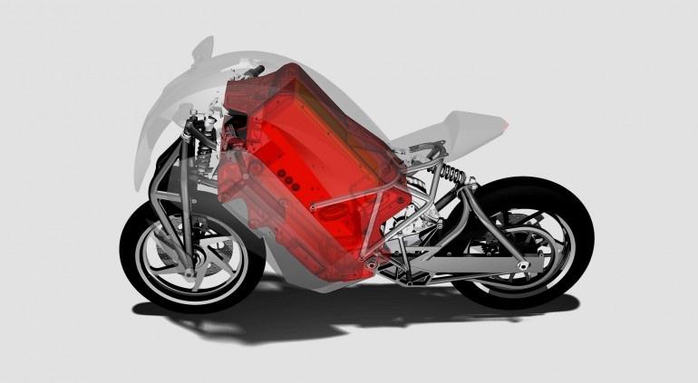 Saietta R صاعقه ایتالیایی دنیای موتورسیکلت