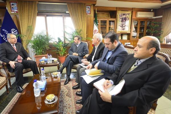 وزیر ارتباطات در دیدار با سفیر الجزایر: فعالان عرصه ICT راههای گسترش روابط را بررسی میکنند