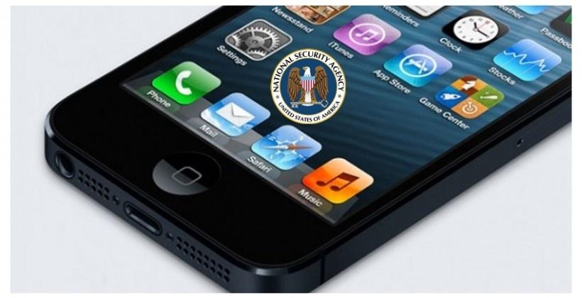 برملاشدن جزییات برنامه ای که اطلاعات آیفون داران را به NSA می فرستد