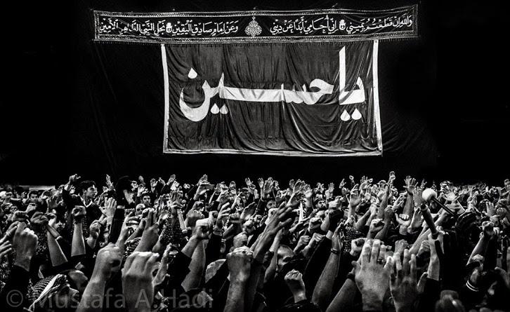 غزلی عاشورایی بر وزن «الا یا ایها الساقی» حافظ شیرازی