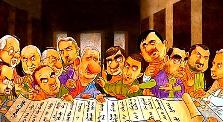 سوال مجری تلویزیون از سخنگوی دولت: آیکیو اعضای کابینه چقدر است؟