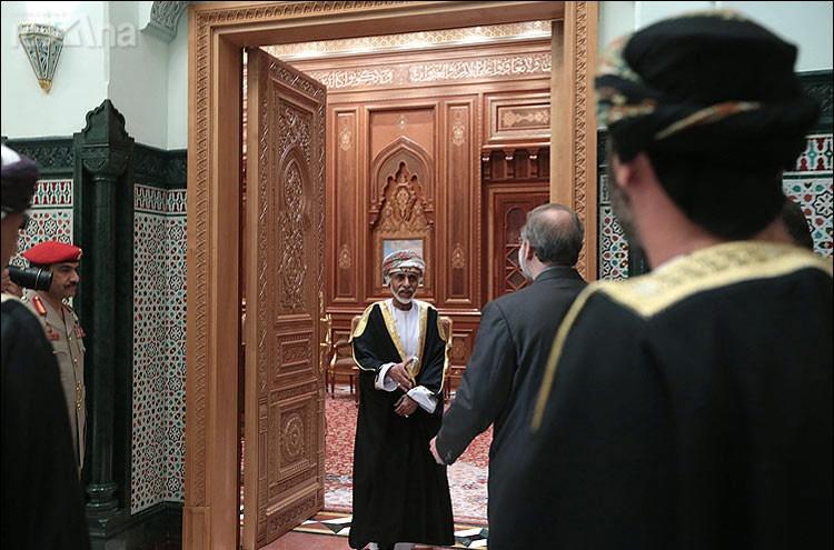 دیپلماسی پارلمانی در کشور رابط ایران و امریکا
