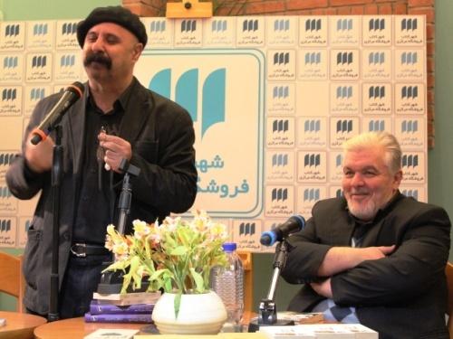 سهیل محمودی و ساعد باقری به کافه خبرمیآیند / پرسشهای خود را مطرح کنید