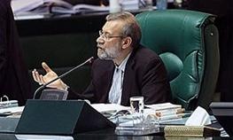 آیت الله سید حسن مدرس,علی لاریجانی,سازمان ملل