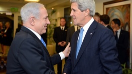 جان کری,بنیامین نتانیاهو
