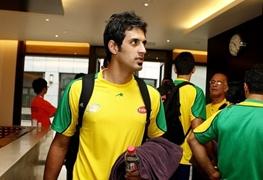 کاپیتان سعید معروف از تیم ملی والیبال می گوید