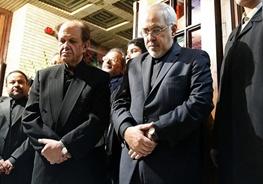محمدجواد ظریف,حسین شریعتمداری