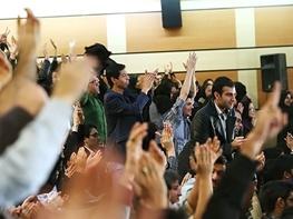 حسن روحانی,سید حسن خمینی,دانشجو,سید محمد خاتمی