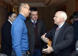 اوکراین,جان مک کین