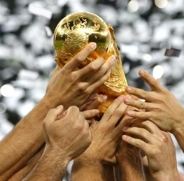 قرعه کشی جام جهانی ۱۹۳۸ توسط نوه ژول ریمه