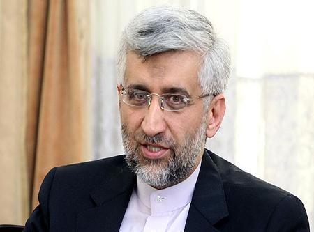 جلیلی: تمام ادعای من این است که  در کشور ظرفیتهای خوبی داریم که باید بر مبنای گفتمان انقلاب آزاد شود