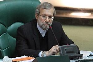 لاریجانی بعد از انتخاب مجدد به ریاست مجلس: وقت و توان مجلس را صرف دفاع و صیانت از حقوق ملت کنیم