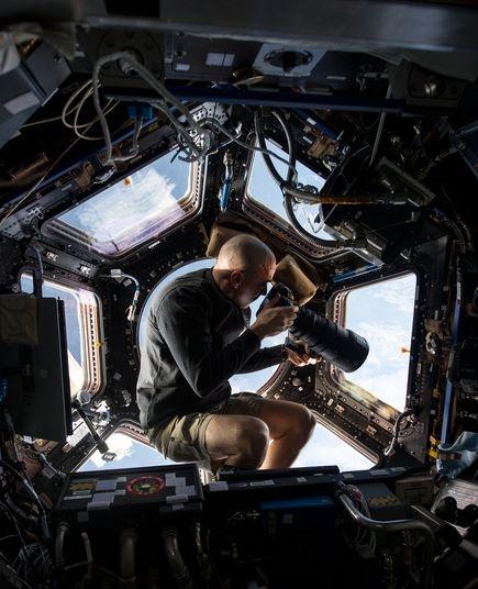 بهترین تصاویر فضایی هفته: از موجسواری روی مریخ  تا دیدهبان فضایی