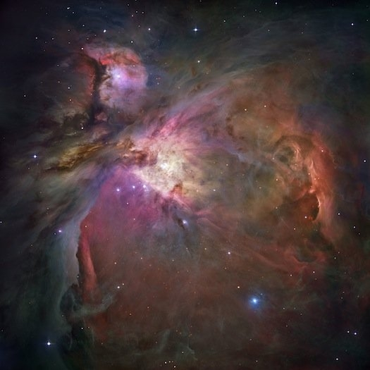 زیبایی مسحورکننده عکاسی فضایی