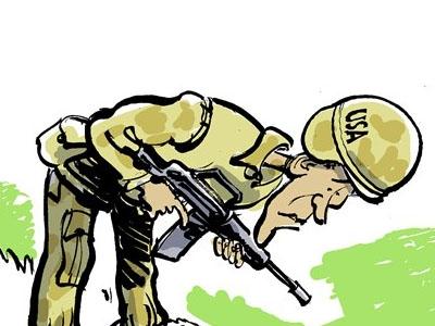 کاریکاتور/ اوباما و تله سوریه!