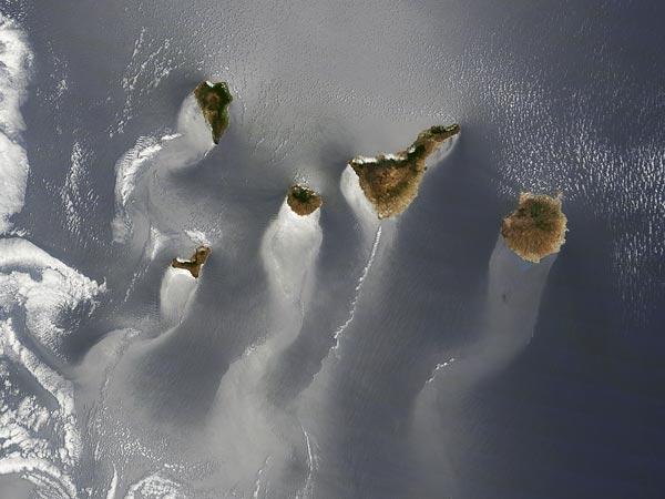 بهترین تصاویر فضایی هفته: از سایه باد تا پنگوئن کهکشانی