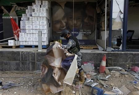 تصاویری از انفجار اتوبوس زائران ایرانی در بغداد