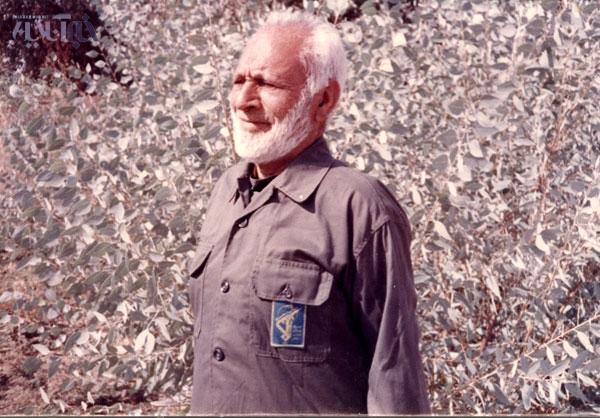 تصاویر خبرآنلاین از پیرترین رزمنده دفاع مقدس از جنگ تا ساعاتی قبل از فوت