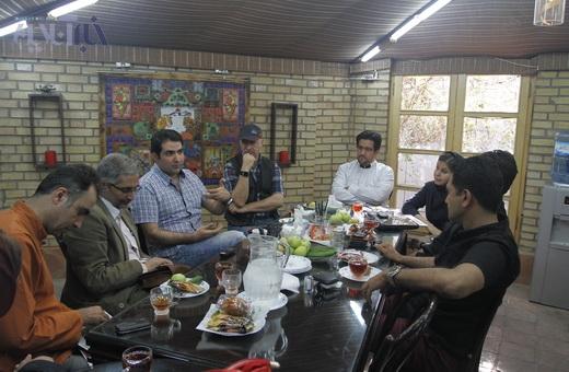 صحبتهای عوامل مجموعه «هوش سیاه» در کافه خبر / آبپرور: بدم نمیآید کار ما با سریالهای خارجی مقایسه شود