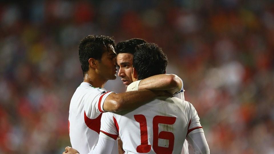 گل صعود ایران به جام جهانی/ چه کرد گوچی!