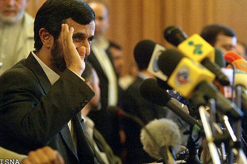 احمدی نژاد 8 سال پیش در نخستین کنفرانس مطبوعاتی اش چه گفت