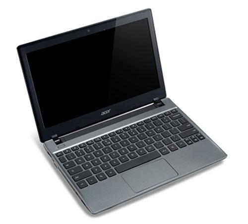 کروم بوک 199 دلاری ایسر با هارد اس اس دی/ Acer C710-2856