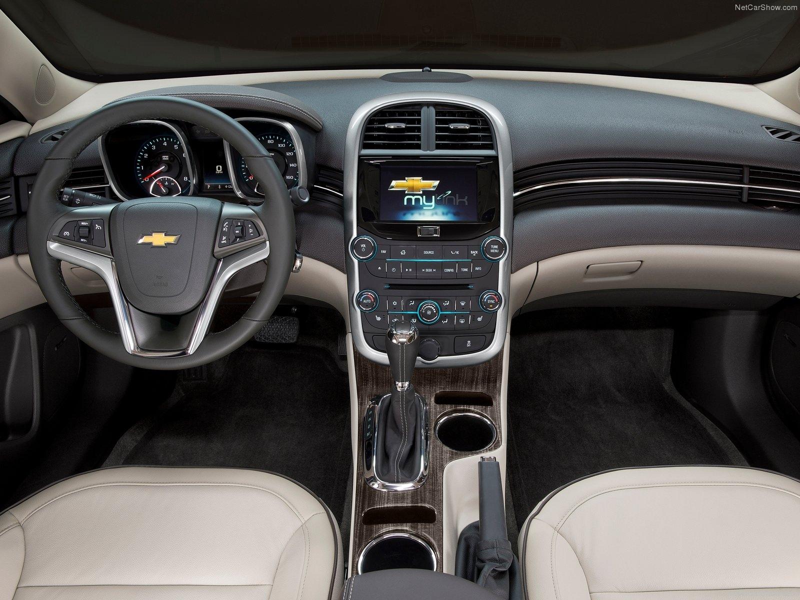 شورلت مالیبو 2014، امنترین خودروی آمریکا