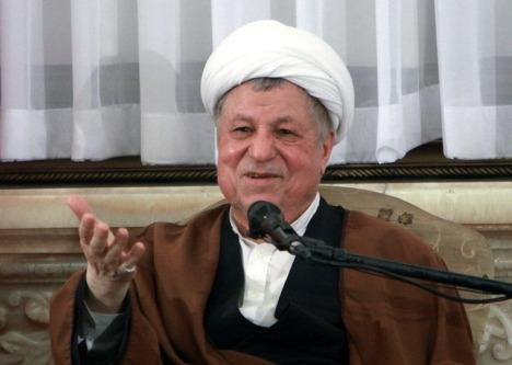 هاشمی رفسنجانی؛ تشکر از عارف،حمایت از روحانی