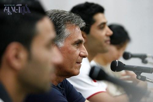 کروش: از صحبتهای تحریک کننده چوی تشکر میکنم/ قراردادم تا پایان جام جهانی اعتبار دارد