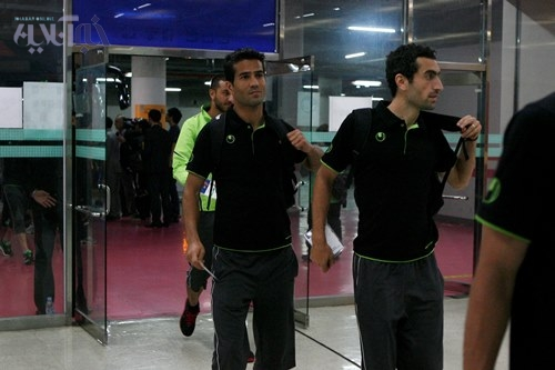 جباری: خوشحالم که طلسم را شکستم / در سه هفته آخر لیگ محال بود که فکر کنیم به جام جهانی میرسیم