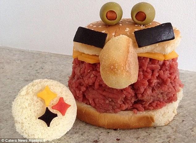 ساندویچ های هنری را می خوریم یا می بریم؟
