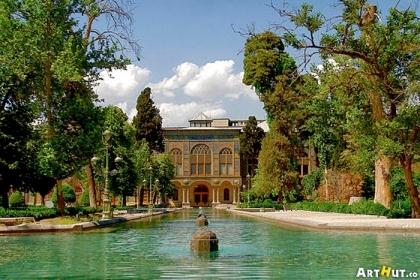 کاخی که به ثبت جهانی رسید ؛گلستان جایی برای جلوس تاریخ در تهران