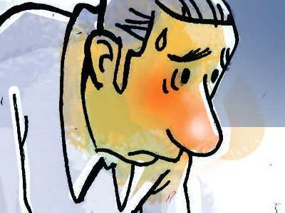 کاریکاتور/ بیکاری!
