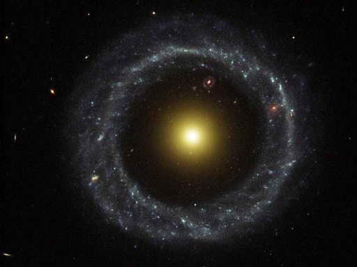 جرم هواگ، عجیبترین کهکشان آسمان