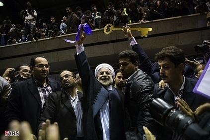 روحانی با 51 درصد آرا همچنان در صدر قرار دارد