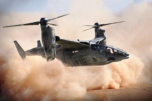 آینده صنعت هوایی: بالگردهایی که مثل هواپیما پرواز میکنند