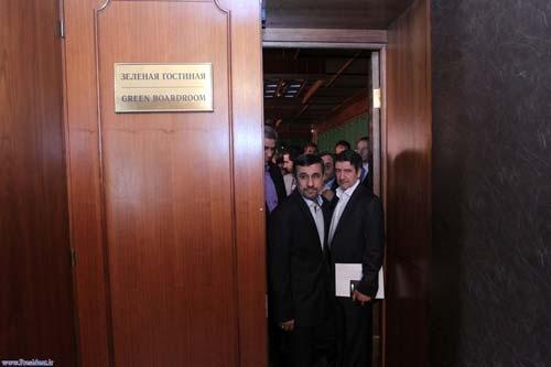 احمدی نژاد: در سیاست باقی میمانم/ دو سال قبل به اردوغان گفتم میتوان مسئله سوریه را حل کرد