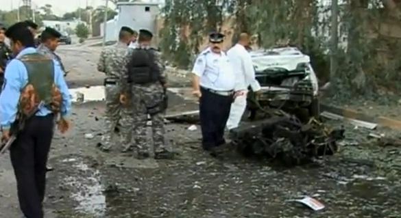 50 کشته در انفجار بغداد