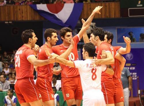ایران به صربستان چسبید/ جدول رده بندی لیگ جهانی والیبال در گروه دوم