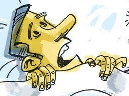 کاریکاتور/ بزرگترین واردکننده دارو!