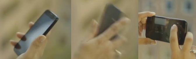 """تصاویر لو رفته از گوشی هوشمند """"موتو ایکس"""" موتورولا با قابلیتهای جدید نرم افزاری"""
