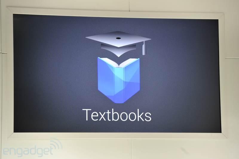 ورود گوگل به عرصه آموزشی با ابزارهای موبایل، با سرویس Play Textbooks