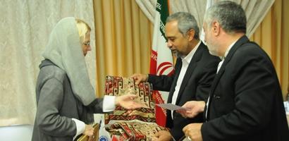 روز پرکار نهاوندیان در دیدار با سفرای خارجی/ دیدار های اقتصادی سیاسی رییس اتاق ایران