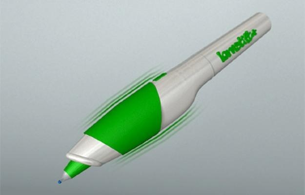 قلم الکترونیکی مجهز به لینوکس و بی سیم که خطاهای املایی و انشایی را می گیرد