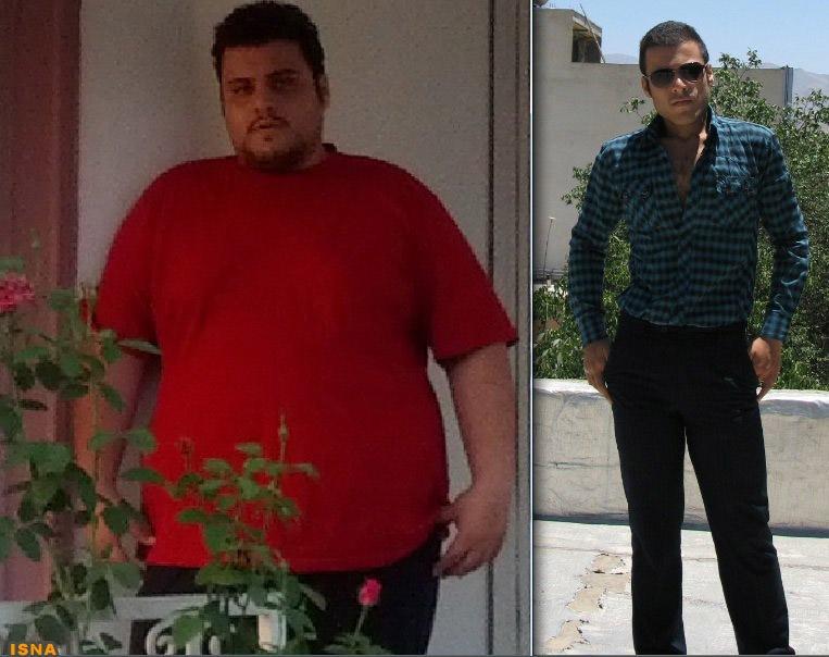 كم كردن وزن با پياده روي