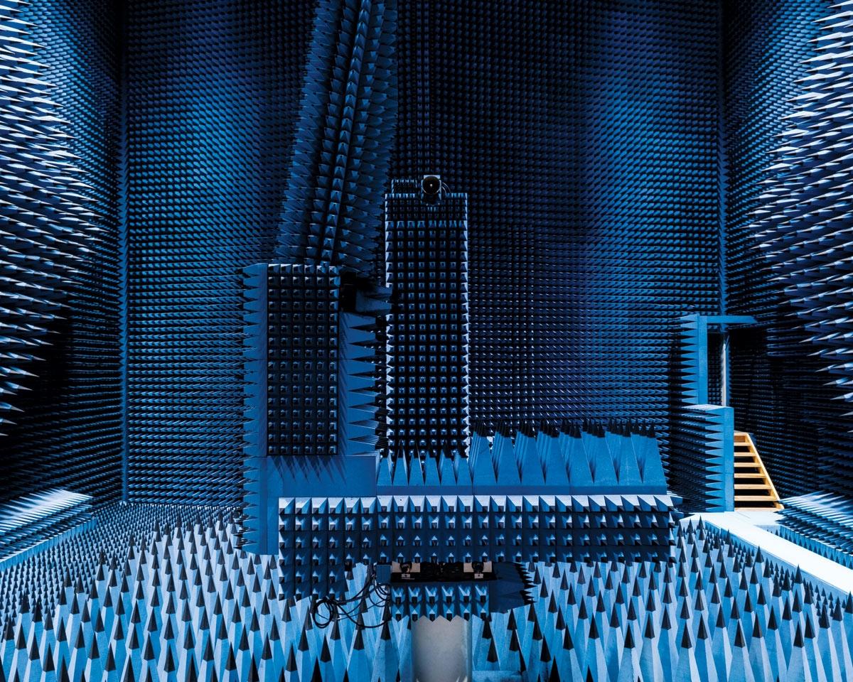 در این اتاق میتوانید صدای ضربان قلبتان را هم بشنوید