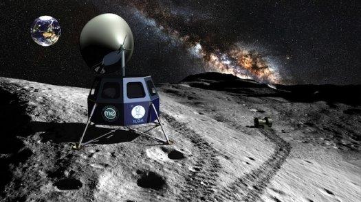 بخش خصوصی، معادن ماه را هم تصاحب کرد!