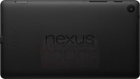 تصاویر و مشخصات تبلت نکسوس 7 نسل جدید