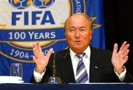 نگرانی مسئولان فیفا بابت میزبانی جام جهانی/ بلاتر: شاید در مورد انتخاب برزیل اشتباه کردیم