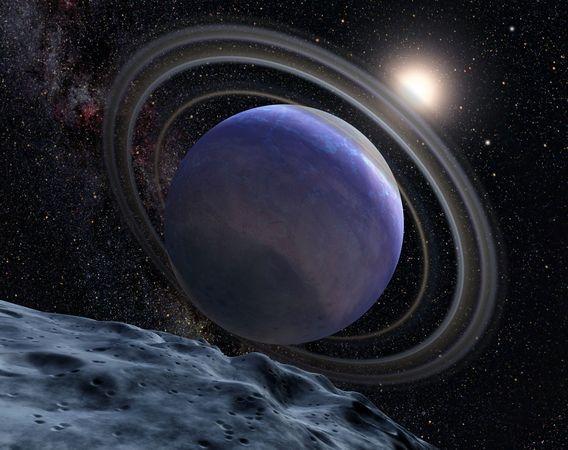 زمین در محاصره: 60,000,000,000 سیاره زیستپذیر در کهکشان راهشیری